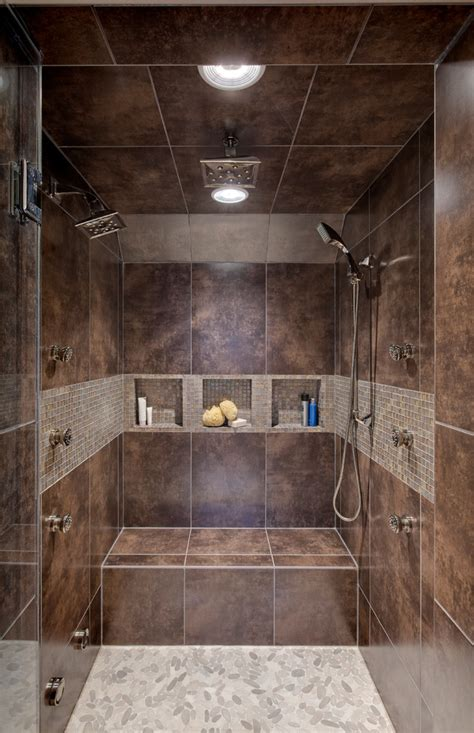 Traditional Bathroom Tile Ideas small shower tile ideas bathroom traditional with bathroom lighting