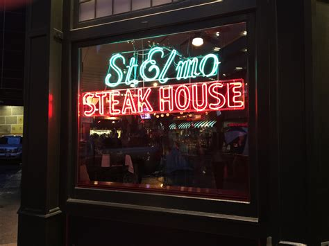 st elmo steak house 3 travel worthy restaurants in america ashley s travel