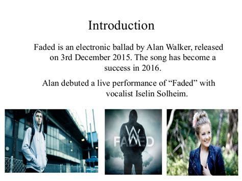 Alan Walker Real Name | alan walker faded