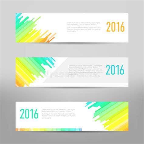 banner design layout modern banner business banner flyer design vector