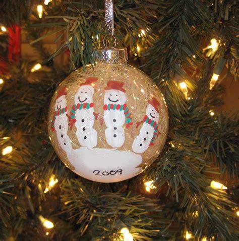 handmade handprint ornaments confessions   homeschooler