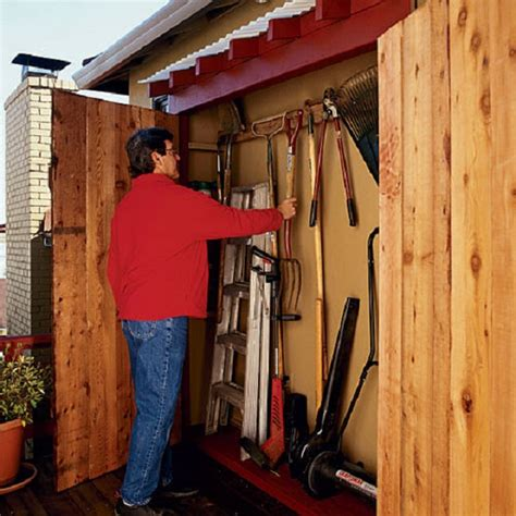 tips  building  tool shed home decor report