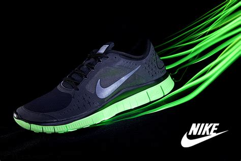 Nike Light by Photographer Birmingham Commercial Lifestyle Pr Press