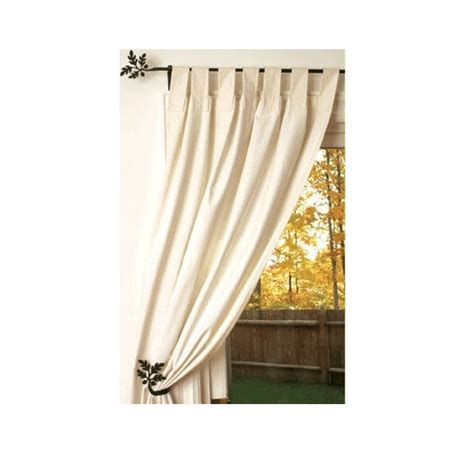 leaf curtain tie backs acorn leaf curtain tie backs