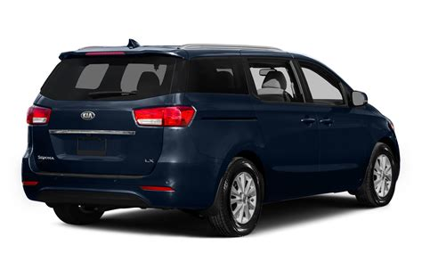 Kia Minivan Price 2015 Kia Sedona Price Photos Reviews Features