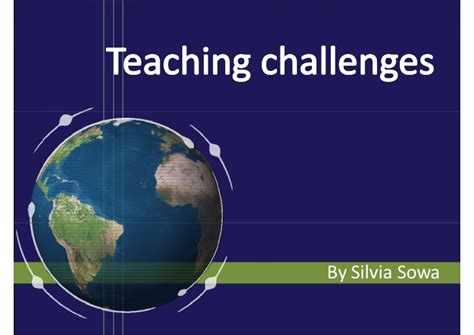 challenges in teaching teaching challenges education and technology roles of