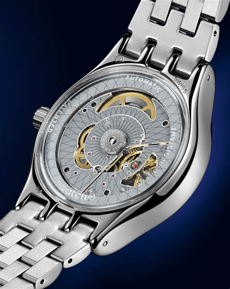 Swatch Sistem51 Irony Watch With New Models Now In Steel   aBlogtoWatch