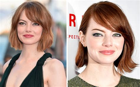 2016 emma stone hair color trends chic emma stone hairstyles 2017 collection styles 2016
