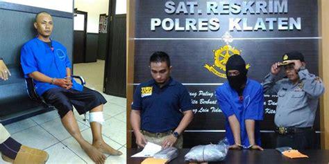 Kaca Krapyak Kecil 1 curi tas dan ponsel polisi aliansyah akhirnya ditangkap