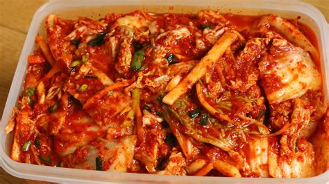 Korean Kimchi Spicy Pork Stir Fry 650g Non Halal how to make easy kimchi 막김치 doovi