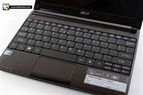 Fleksibel Acer Aspire D257 D270 1 acer aspire one d257 review a solid 10 inch netbook right now