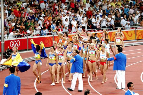 The Live Concert For Beijing 2008 Olympic 2 Dvd Set heptathlon