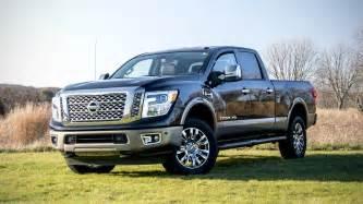Nissan Diesel Price 2016 Nissan Titan Xd Platinum Reserve Cummins Diesel