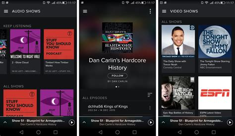 spotify app android report spotify to launch content on android this week