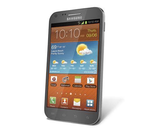 Samsung S2 Galaxy S2 4g Coming To Boost Mobile In Titanium For 369