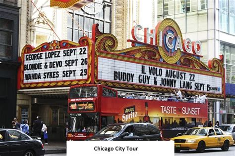 Chicago Bus Tours From Toronto Frequent Departures