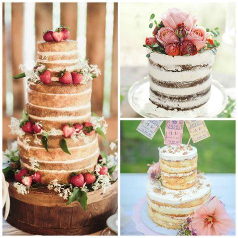 como decorar bolo indiano la moda de los naked cake 191 ya sabes qu 233 son