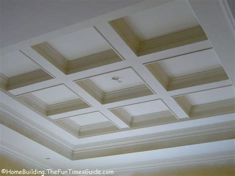 Images Of Coffered Ceilings by Consider Coffered Ceilings In Your Next Home Or Remodel
