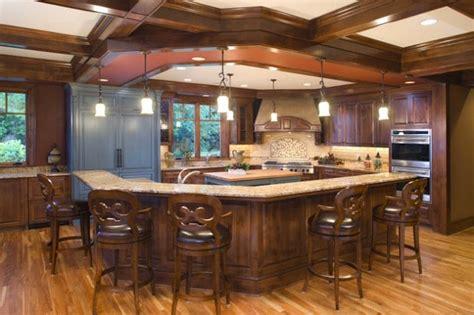 Kitchen Island Corbels hogares frescos 19 elegantes ideas de dise 241 o para cocinas