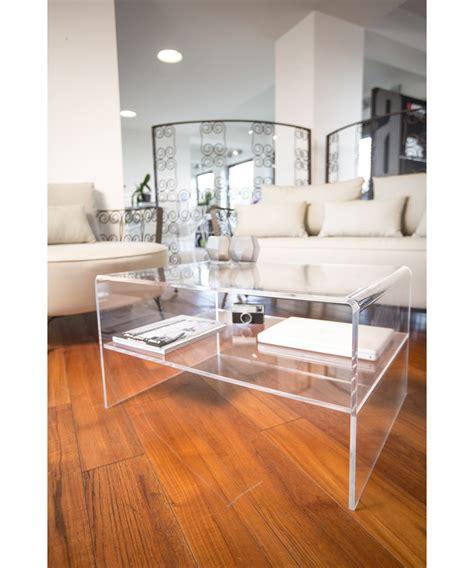 tavolini divani e divani tavolino con ripiano 80x50h40 per divani in plexiglass