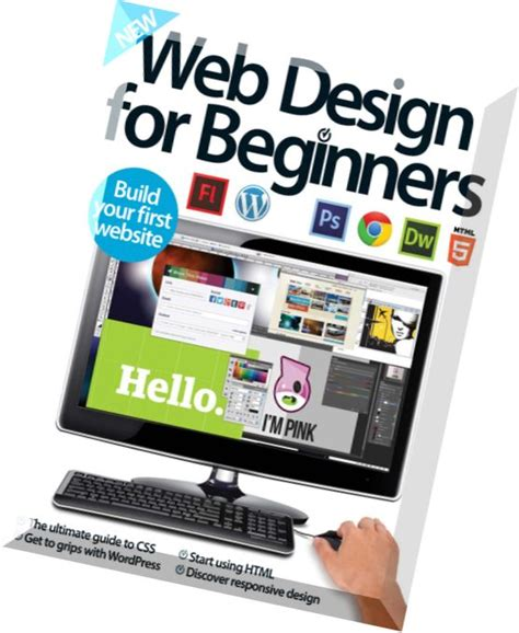 magazine layout for beginners download web design for beginners 2014 pdf magazine