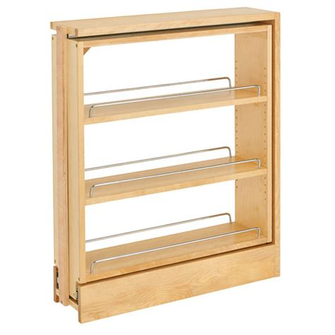 rev a shelf base cabinet pullout rev a shelf wood pullout base organizer w slide