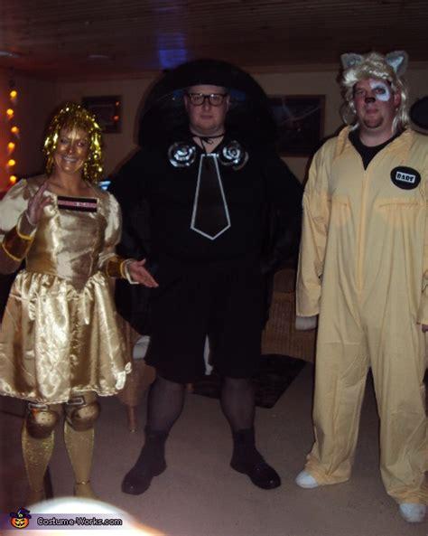spaceballs group costume idea