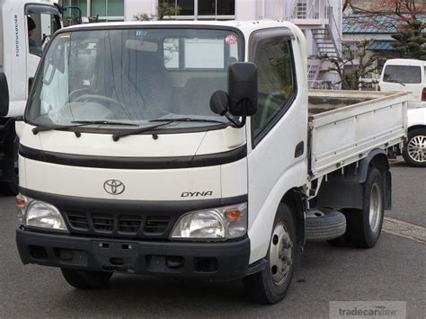 2003 toyota truck used toyota dyna truck 2003 for sale japanese used cars