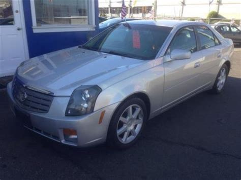 Cadillac Cts Warranty by Buy Used 2005 Cadillac Cts 3 6l V6 Warranty 4 Door Sedan