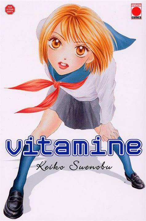 Keiko Suenobu 1 20 End L Komik vitamine news