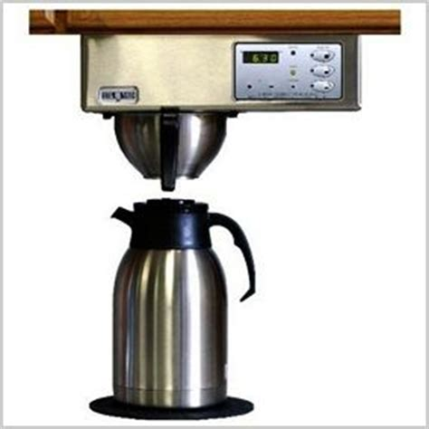 Cabinet Coffee Maker Reviews by 22 Best The Counter Coffee Maker Images On