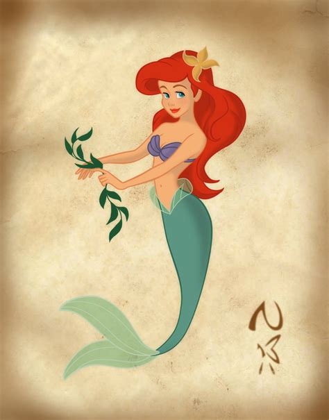 disney princess with tattoos disney princess ariel tattoos