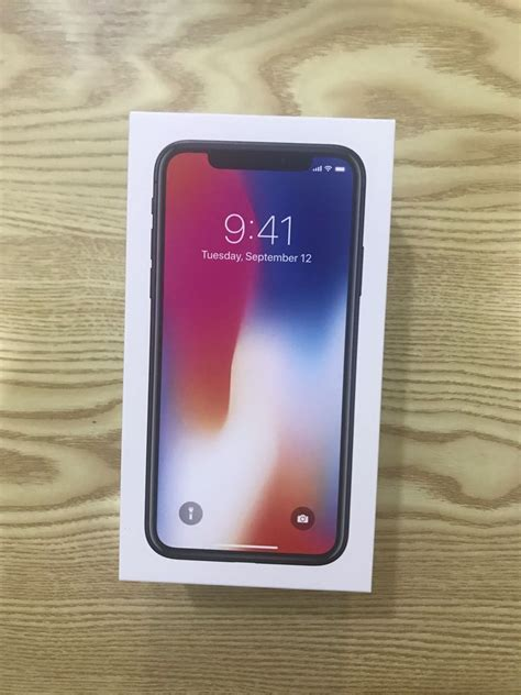 new iphone x mobile phones tablets iphone iphone x series on carousell