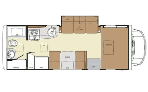 type b motorhome floor plans little motorhomes may be the perfect fit class b