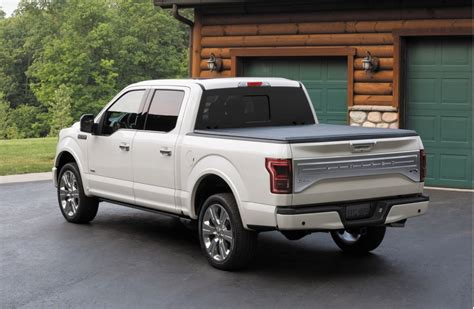 ford   limited loads   luxury  tech