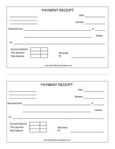 printable tutoring receipt download form free invoice template here is a preview of