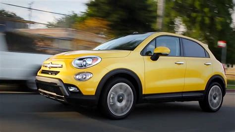 fiat 500x test 2016 fiat 500x review and road test