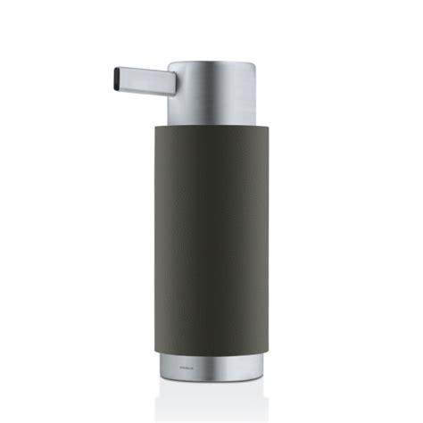 Blomus Bathroom Accessories Blomus Ara Soap Dispenser Anthracite Black By Design