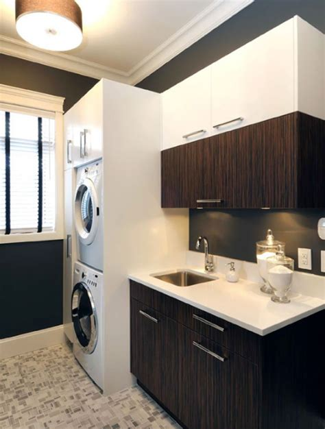 20 Laundry Room Cabinets With Small Space Ideas Small Laundry Room Cabinet Ideas