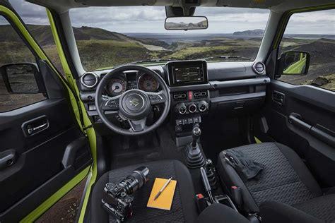 2019 Suzuki Jimny by 2019 Suzuki Jimny Green Front Quarter Autobics
