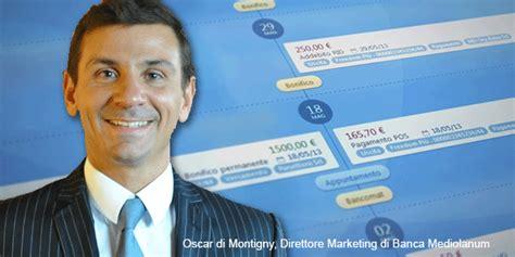 direttore banca mediolanum mediolanum 400 milioni per la banca futuro of