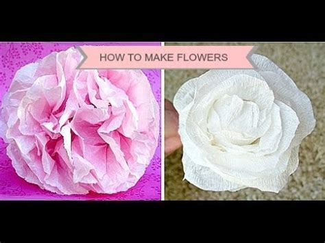Baby Shower Decorations DIY Tissue Paper Poms Poms.wmv   YouTube