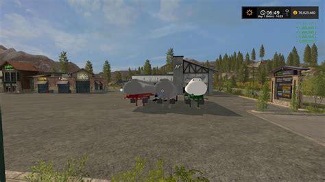 American Style 17 by American Tanker Pack V1 0 Fs17 Farming Simulator 17 Mod