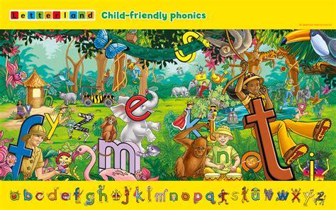 Letter Land Letterland Mod Jpg New Letter Names Images Frompo