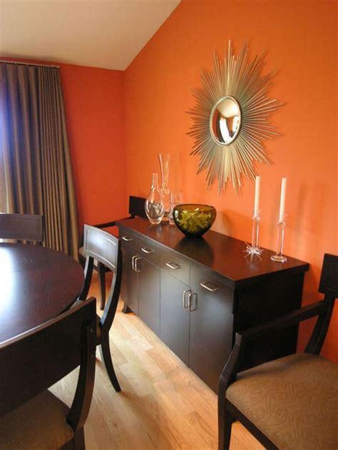 orange dining room designs ideas    interior god
