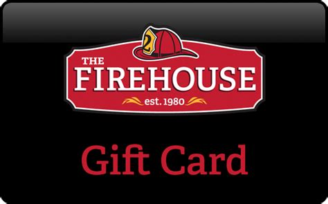 Firehouse Subs Gift Card - firehouse gift house plan 2017