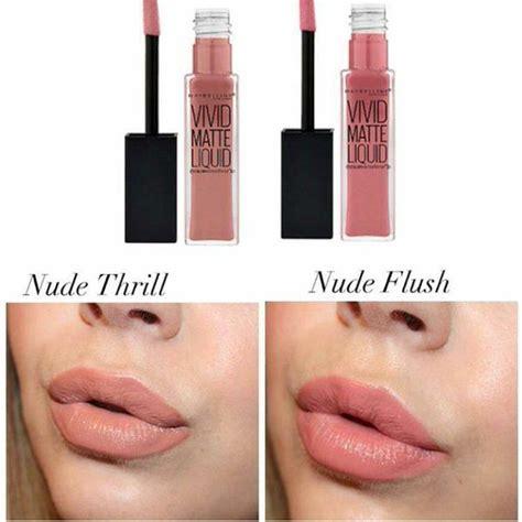 A Matte Lipstick 805 maybelline matte liquid lipstick comparison