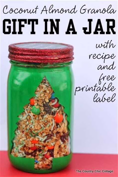 christmas cookies in a jar recipe wide mouth mason thirty christmas mason jar ideas yesterday on tuesday