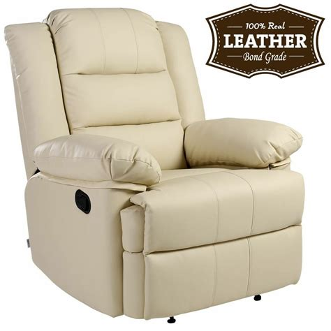 Sofas And Armchairs Uk by Loxley Leather Recliner Armchair Sofa Home Lounge