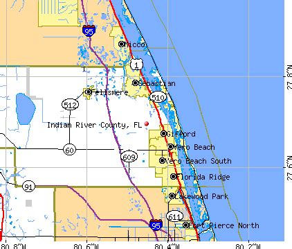 river county map indian river county florida detailed profile houses